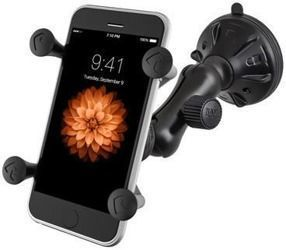RAM Mount uchwyt X-Grip™ do Apple iPhone 7, iPhone 8 & iPhone Xs montowany do szyby