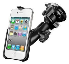 RAM Mount uchwyt montowany do szyby do Apple iPhone 4 & Apple iPhone 4S